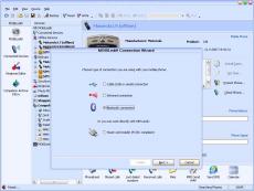 Скриншот 1 из 8 программы MOBILedit!
