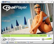 Скриншот 1 из 1 программы RealPlayer