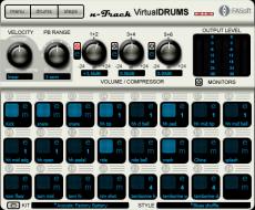 Скриншот 7 из 7 программы n-Track Studio