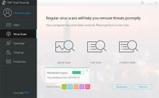 Скриншот 1 из 1 программы 360 Total Security