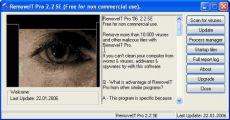 Скриншот 1 из 3 программы RemoveIT