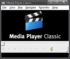 Скриншот 1 из 2 программы Media Player Classic RU