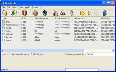 Скриншот 1 из 1 программы SAMInside