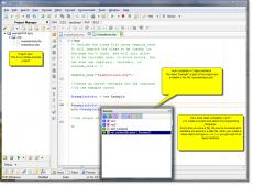 Скриншот 2 из 5 программы RJ TextEd