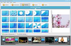 Скриншот 4 из 6 программы ВидеоМОНТАЖ