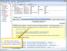 Скриншот 3 из 7 программы WebSite-Watcher 2020 (20.3)