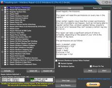 Скриншот 1 из 1 программы Windows Repair