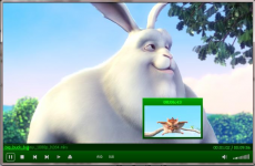 Скриншот 1 из 2 программы MPC-BE