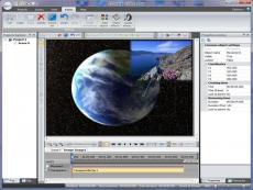 Скриншот 1 из 1 программы VSDC Free Video Editor