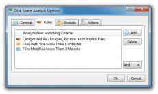 Скриншот 7 из 13 программы Disk Savvy