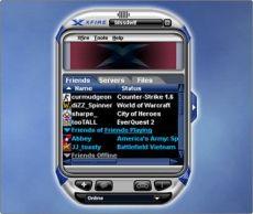 Скриншот 1 из 2 программы Xfire