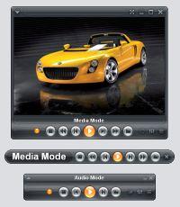Скриншот 1 из 1 программы Zoom Player Home Max