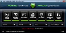 Скриншот 3 из 4 программы TrustPort Internet Security