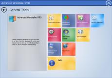 Скриншот 6 из 8 программы Advanced Uninstaller