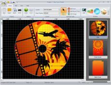 Скриншот 1 из 2 программы Soft4Boost Disc Cover Studio