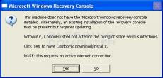 Скриншот 3 из 5 программы Combofix