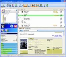 Скриншот 1 из 4 программы eXtreme Movie Manager