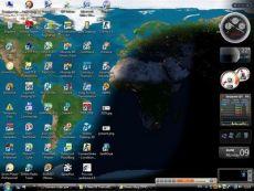 Скриншот 1 из 1 программы EarthDesk