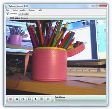 Скриншот 1 из 1 программы Webcam Surveyor