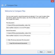Скриншот 2 из 3 программы EmEditor