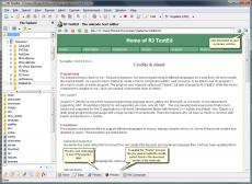Скриншот 3 из 5 программы RJ TextEd