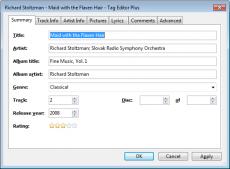 Скриншот 11 из 11 программы Windows Media Player Plus!