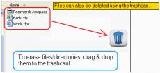 Скриншот 2 из 3 программы Free File Wiper
