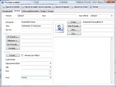 Скриншот 1 из 3 программы DreamMail