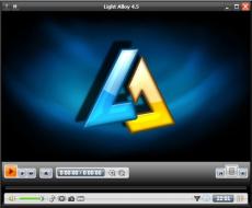Скриншот 4 из 5 программы Light Alloy