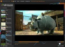 Скриншот 1 из 1 программы Adobe Media Player