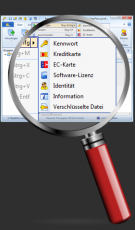 Скриншот 1 из 1 программы Password Depot