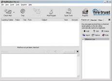 Скриншот 1 из 5 программы MailWasherPRO