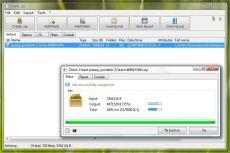 Скриншот 2 из 2 программы PeaZip