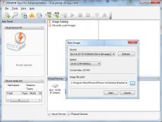 Скриншот 2 из 8 программы DAEMON Tools