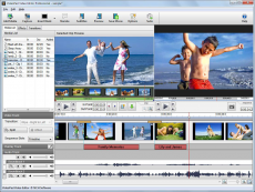 Скриншот 3 из 3 программы VideoPad Video Editor