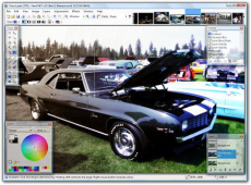 Скриншот 6 из 9 программы Paint.NET