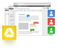 Скриншот 1 из 4 программы Google Drive (Google Backup and Sync)