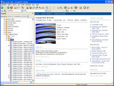 Скриншот 5 из 8 программы OrangeCD Player