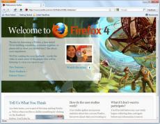 Скриншот 2 из 2 программы Mozilla Firefox