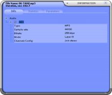 Скриншот 2 из 3 программы Elecard MPEG Player