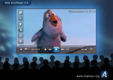 Скриншот 1 из 9 программы ALLPlayer