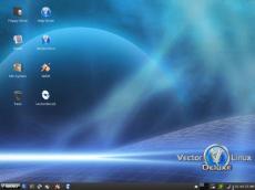 Скриншот 1 из 1 программы VectorLinux