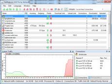 Скриншот 1 из 5 программы NetBalancer