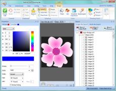 Скриншот 6 из 6 программы Sothink SWF Decompiler