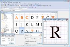 Скриншот 7 из 7 программы FontCreator