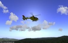 Скриншот 4 из 5 программы FlightGear