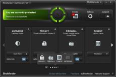 Скриншот 1 из 1 программы Bitdefender Virus Definitions