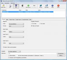 Скриншот 1 из 4 программы XMedia Recode