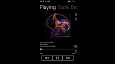 Скриншот 1 из 1 программы foobar2000 mobile (Windows 10)