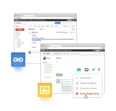 Скриншот 2 из 4 программы Google Drive (Google Backup and Sync)